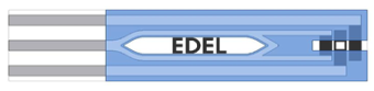 El dispositivo EDEL-Meter Sensus Medical Systems